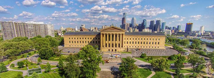 Philadelphia Aerial Photography
