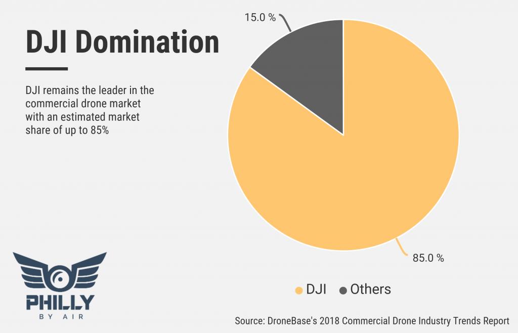DJI Market Share